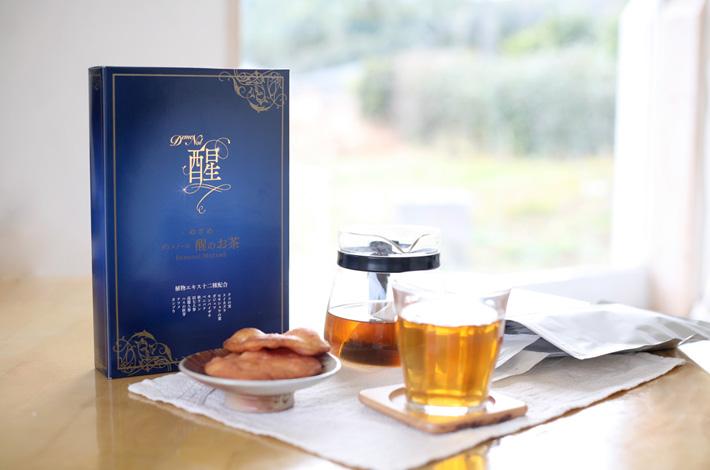 ディメノール醒のお茶07