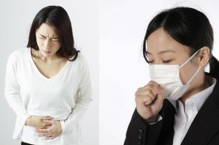 夏風邪と冬の風邪の症状の違い