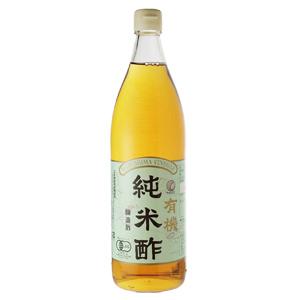 マルシマ 国内産有機純米酢