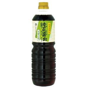 丸島 純正醤油 うすくち