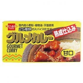 健康フーズ グルメカレー(甘口)