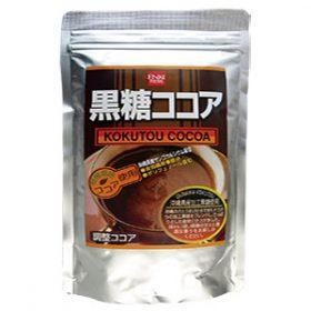 健康フーズ 黒糖ココア