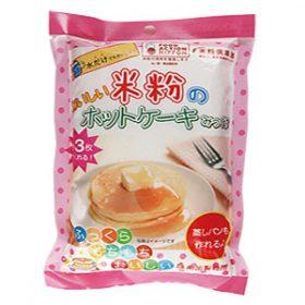 おいしい米粉のホットケーキみっくす