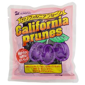 カリフォルニアプルーン
