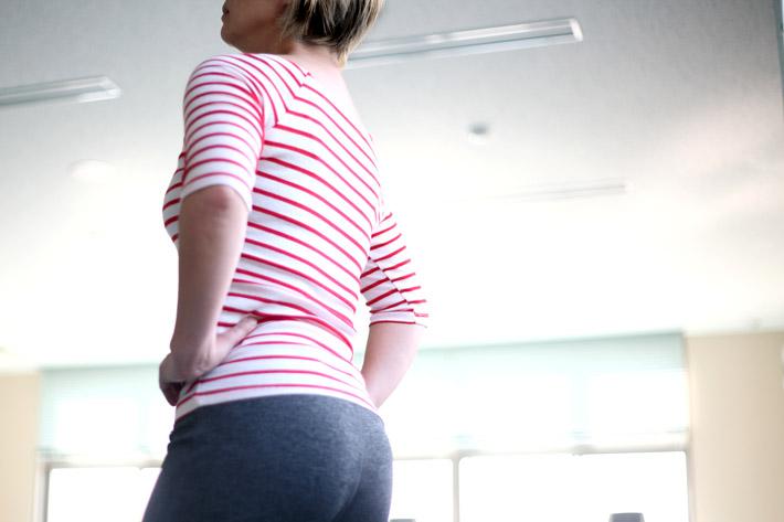 1日3分の体幹トレーニングで、すっきり姿勢美人