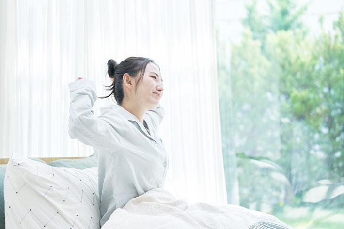 「Good Sleep(良い睡眠)」で免疫機能を整えよう!