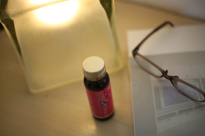 「ラブコラ」はカフェインが入っていないので、夜でも安心して飲めるのもうれしいポイント